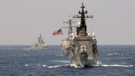 北约反潜演习,德反潜机用肉眼发现意潜艇