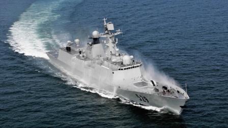 海军独宠056型护卫舰?10年建造72艘又是为何