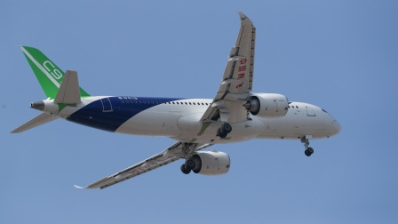 东方航空签署C919首单,或将代替波音737