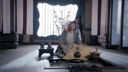 凤舞讨好吴有道,送穴位图还给他按摩,直夸得他心花怒放