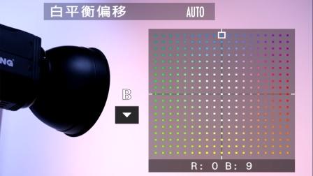富士微单摄影教程:实用好玩的白平衡偏移!