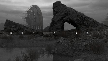 C4D教程:CG场景-失落的世界主题画面设计实战第3讲
