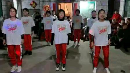 白云山风华正茂舞蹈队《最美的伤口》