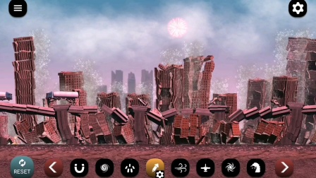 毁灭城市模拟器:最强烟花