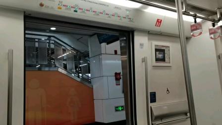 【2020.12.25】北京地铁昌平线—CP003号车—昌平西山口—沙河