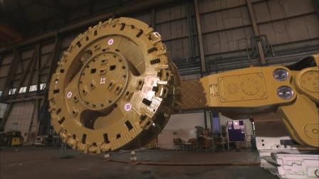 卡特彼勒凭何被称为工程设备界的老大,看看它的采煤设备就知道了