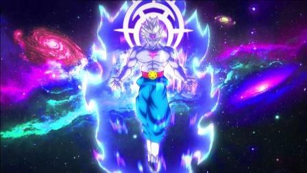 龙珠超同人动画,大神官终于变身为战斗形态,多元宇宙都崩坏了