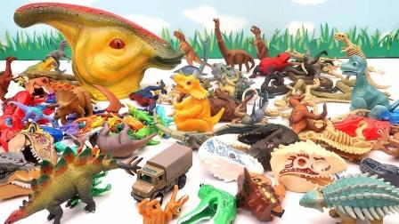 恐龙玩具故事:超震撼!恐龙世界里居然出现了假乌龙?