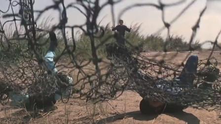 飞龙斩连杀四人不见血,如血滴子般霸气狠毒,结果被一张渔网反杀!