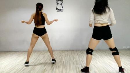 美女舞蹈: 碗公-Twerk初级舞蹈教学