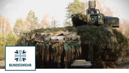 现代化的装甲运兵车PUMA正在测试_机译字幕(3280)