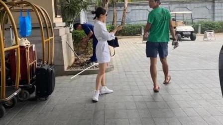 王子文和吴永恩疑似真的恋爱了,从节目中认识的人真的靠谱吗