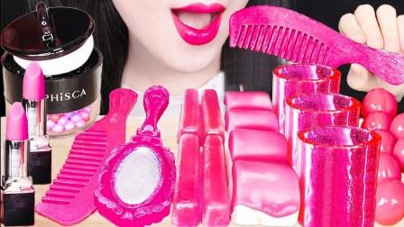 化妆品造型的创意零食,看起来太逼真了,既美观又美味