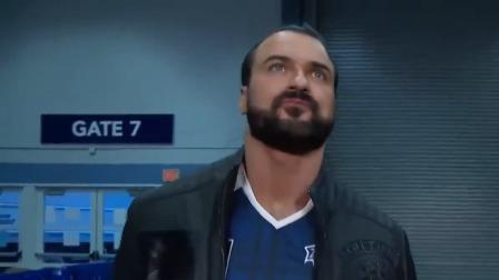 WWE RAW1453期英文回放:本杰明单挑莱斯利,科尔宾暴揍麦金泰尔