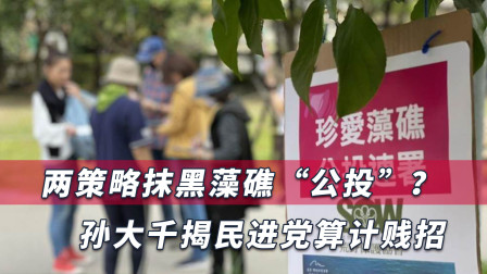 台湾8月将有大事发生!民进党当局遭反噬,孙大千揭露更可怕真相