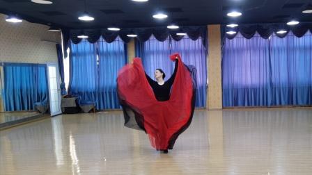 舞蹈:可可托海的牧羊人(单人版)