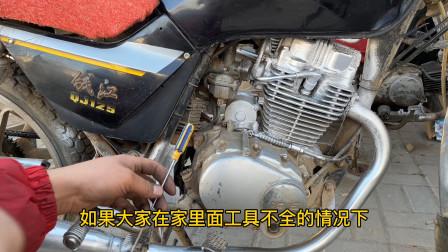 这才是造成摩托车发动机气门经常坏的真正原因?师傅教你轻松修好