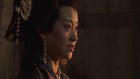 长孙氏表示册封礼像再次结婚,世民称她像极了皇后