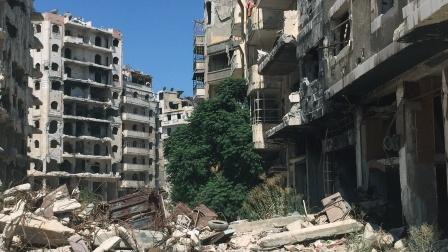 红十字国际委员会主席访问叙利亚
