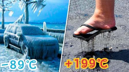6个气候最恶劣的地方,有人出门就变冰雕,有人走路拖鞋都化了?