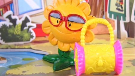 向日葵的炫富,有点小尴尬啊