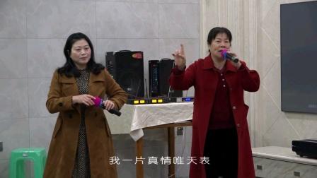越剧《孟丽君·探病》演唱:岑映波.安贤飞