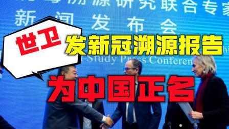 世卫发布报告为中国正名,外媒不高兴了:没有顾及到西方的感受