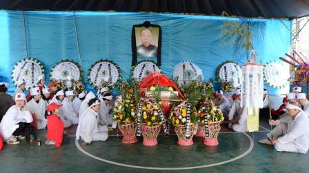 深切悼念蔡府五代大父尔加老先生逝世