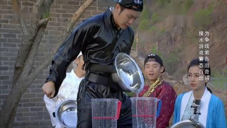 奔跑吧兄弟:邓超玩游戏全程大喊大叫,李晨让他闭嘴好好玩游戏