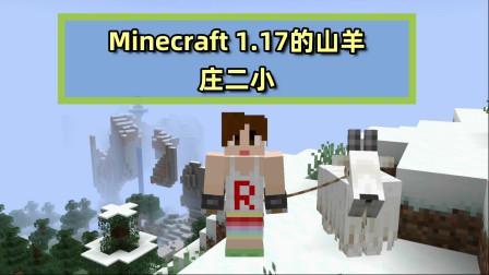 我的世界1.17加入山羊与光方块!21w13a快照介绍!