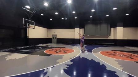 决定你实战篮球的命中率,移动三分命中率!