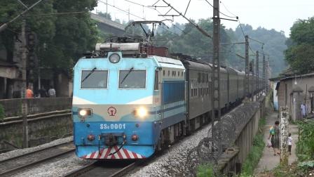 K326次 SS80001