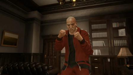 《如龙5 HD》Boss战-八幡丨禁药禁防具禁食事加成Hard难度