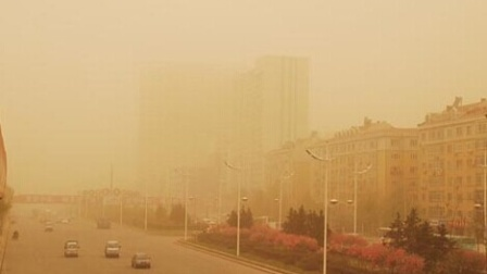 媒体妄称沙尘暴源于中,韩网民这次搬出文在寅