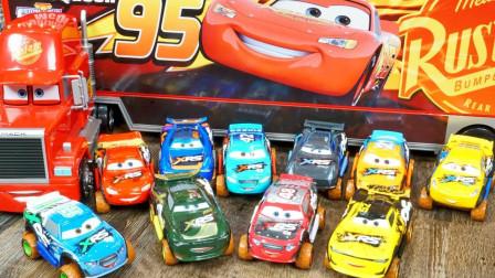 介绍炫彩小汽车玩具