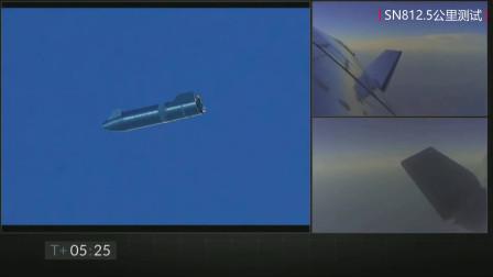 接连打击,马斯克4艘星舰原型机SN8~SN11全部爆炸!测试过程大比对