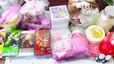 开箱巧巧家9个套盒,每个颜值都丰富多彩,紫粉色的太喜欢啦!