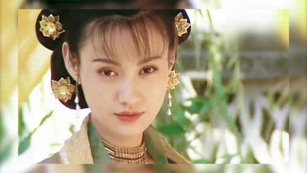就是这位不化浓妆,顶着空气刘海的江玉燕,惊吓了我的童年!
