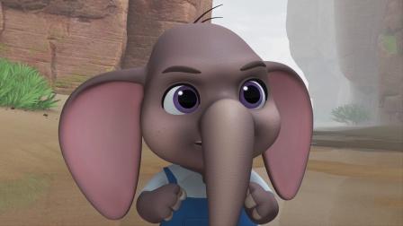 大象之间是怎么进行交流的呢? 宇宙护卫队 6