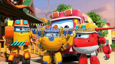 Battery Low/Empty Alert Collection [Part 25]