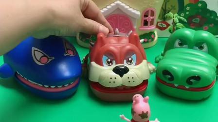 儿童玩具:是谁吃了佩琪的彩虹糖