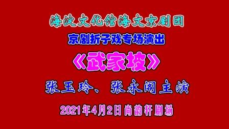 海文京剧团张玉玲张永阁主演《武家坡》—周玉彬UK