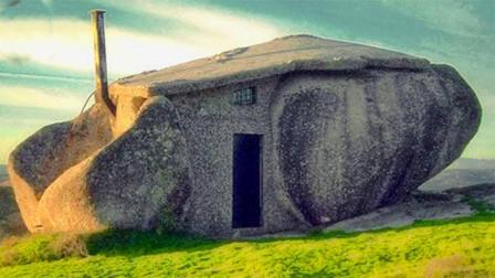 8个只能出现在梦中的地方,葡萄牙的巨石屋专供怪物居住?