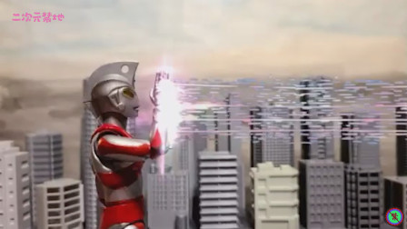 《艾斯奥特曼》定格动画特效短片!速战速决