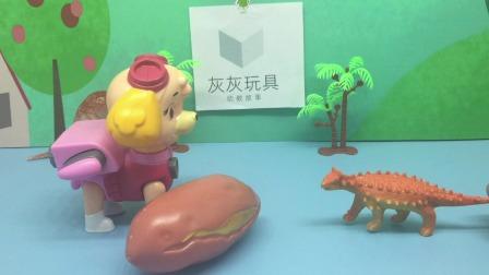 比恐龙还大的红薯,能好吃吗?