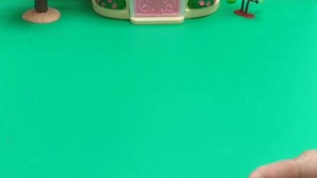 儿童玩具:我的糖果掉地上了