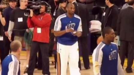 """科比热身练习投篮,这一招一式真的超级实用!你学""""废""""了吗?"""
