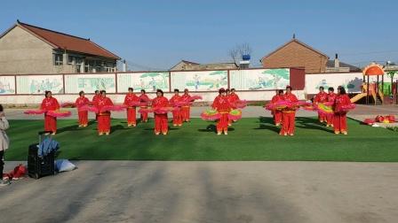纪各庄舞蹈队《吉祥中国年》