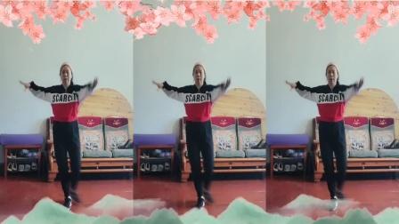 蝶舞飘飘广场舞《爱你无法取代》