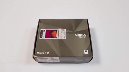 """诺基亚第一台拥有内置GPS的手机,""""Nokia N95"""" 经典回顾!"""